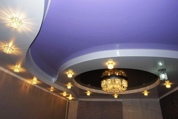 натяжные потолки иркутск цены и фото